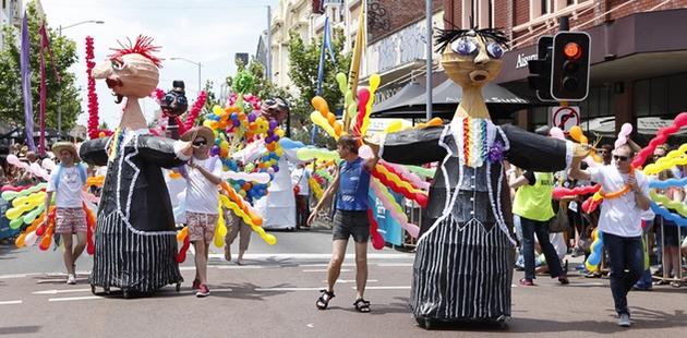 PrideWA Parade