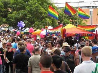 Sydney Gay and Lesbian Mardi Gras Fair Day