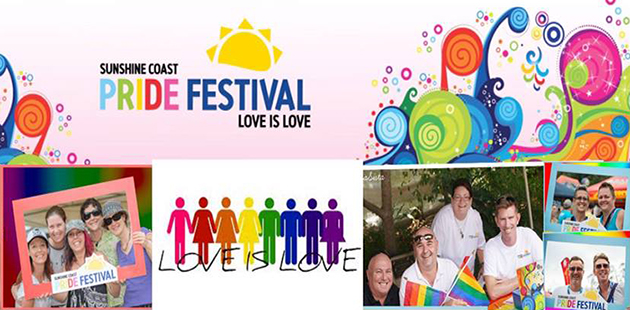 Sunshine Coast Pride 2015