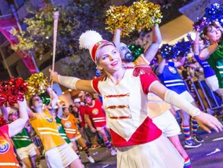 Mardi Gras Parade Joslyn Kent Photography
