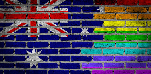 Australian_Rainbow Flag Brickwork
