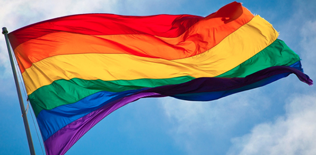 Rainbow Flag 630