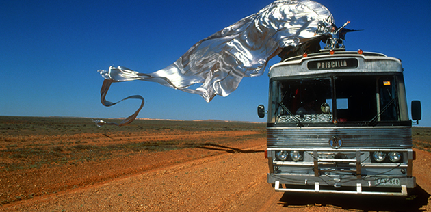 The Adventures of Priscilla, Queen of the Desert Bus