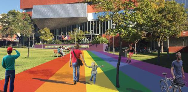 ACC_Rainbow Walk