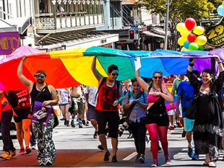 Brisbane Pride March