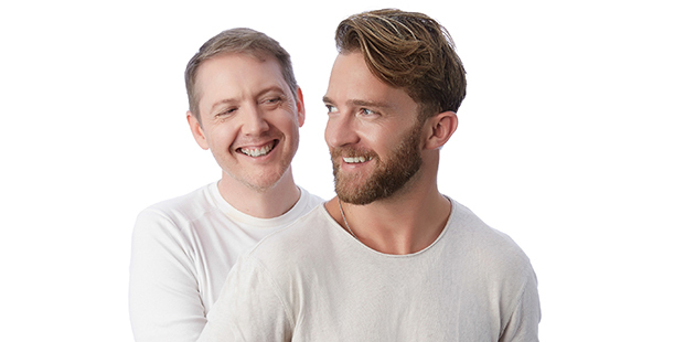 ET_Jason Langley and Tim Draxl in Mothers and Sons APN