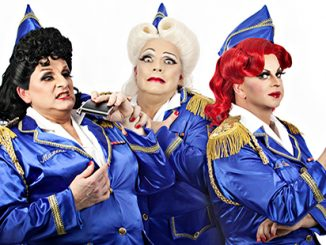 Bugle Boys - A salute to The Andrews Sisters