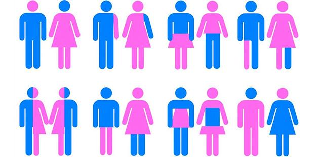 Genderqueer editorial