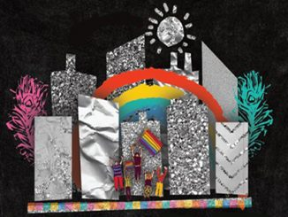 PrideFEST 2015 artwork by Ryan Meotti