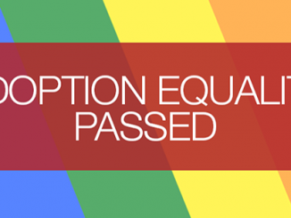 Adoption Equality Passed In Victoria