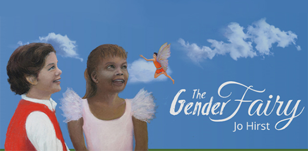 The Gender Fairy Jo HIrst