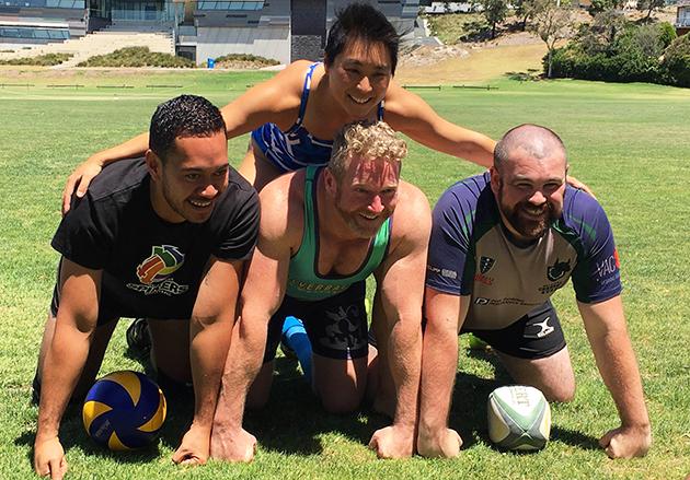 Team Melbourne Midsumma