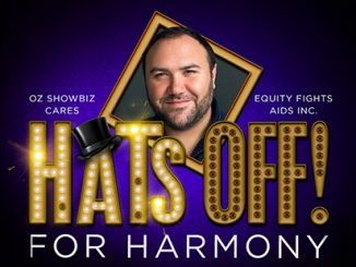 Hats Off For Harmony Oz Showbiz Cares / Equity Fights AIDS