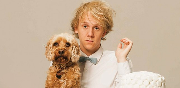 Josh Thomas in Please Like Me ABC TV