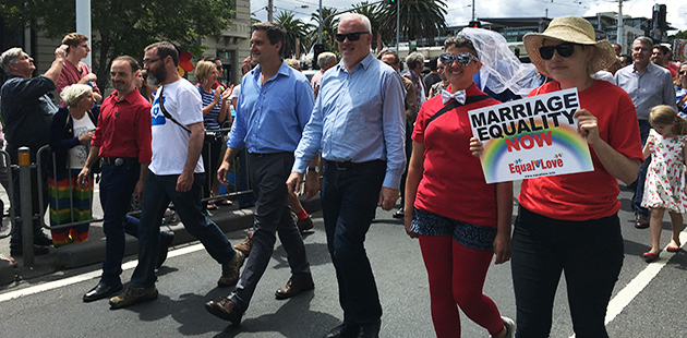 Midsumma Pride March AME photo by Rohan Shearn