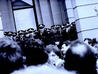 Pride History Group Mardi Gras protest 1978