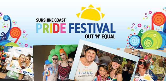 Sunshine Coast Pride 2016