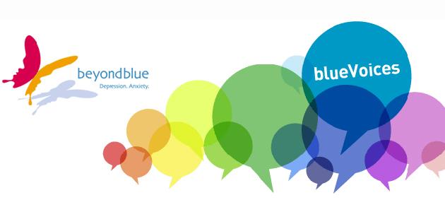 beyondblue Blue Voices