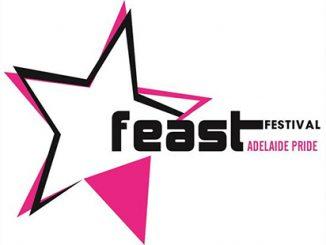 Australian Pride Network Feast Festival Logo