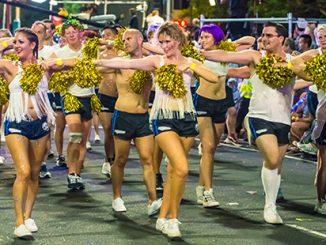SGLMG Parade
