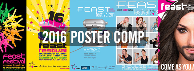 Feast Festival Poster Comp