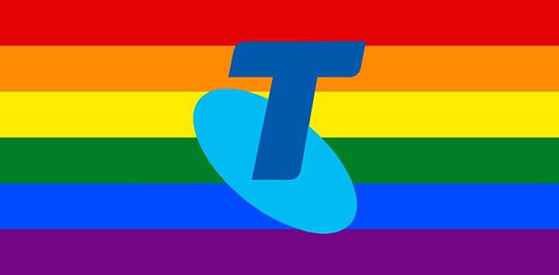 Rainbow Telstra