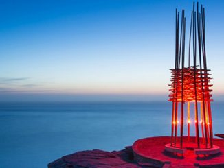 Cave Urban Save Our Souls Sculpture by the Sea Bondi 2014 photo by Gareth Carr