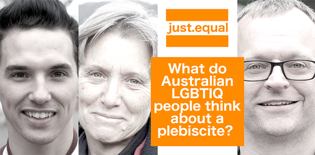 Just.Equal Plebiscite Survey