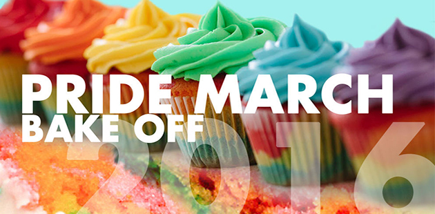 Midsumma Pride March Bake-Off 2016