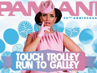 Pam Ann: Touch Trolley Run To Galley 20th Anniversary Tour