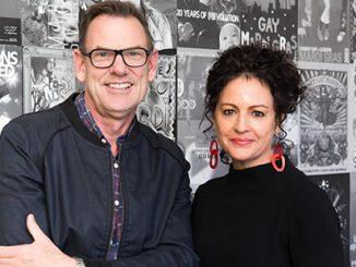 SGLMG Greg Clarke and Terese Casu