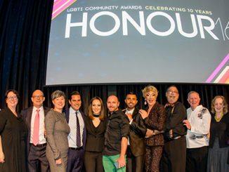 Honour Awards Winners 2016