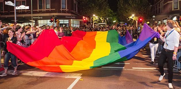Pride WA Parade