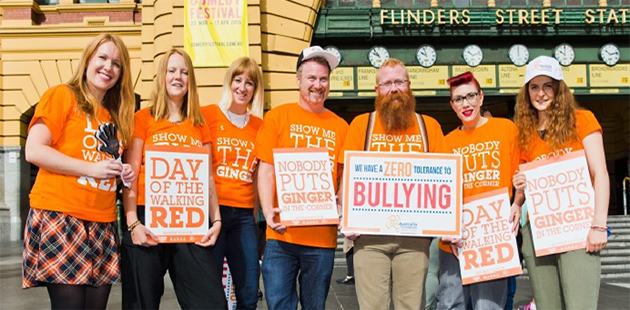 2017 Ginger Pride Rally