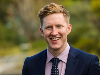 Jason Ball Young Australian of the Year nominee