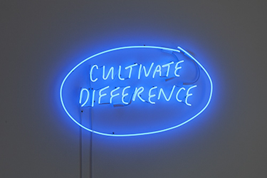 Courtney Coombs: Cultivate Difference