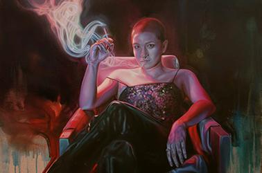 Sandra Ovenden: Beauty in Brokeness