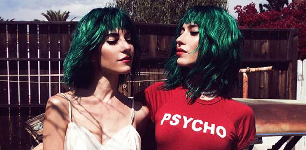 SGLMG The Veronicas - photo by Sasha Samsonova APN