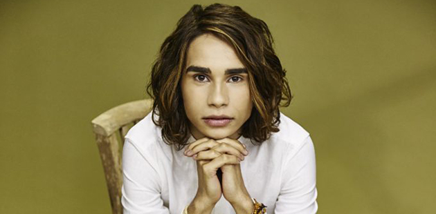 Isaiah Firebrace © Sony Music Entertainment