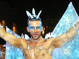 Mardi Gras Parade - photo by Ann-Marie Calilhanna