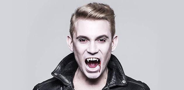 Shake and Stir Dracula