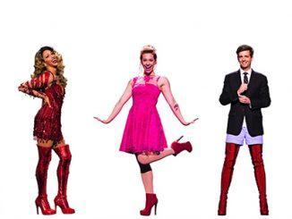 Kinky Boots Beyond Kinky Capitol Theatre Sydney