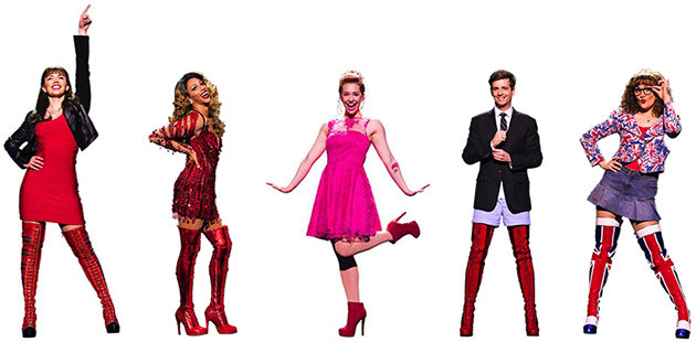 Kinky Boots Beyond Kinky Capitol Theatre Sydney