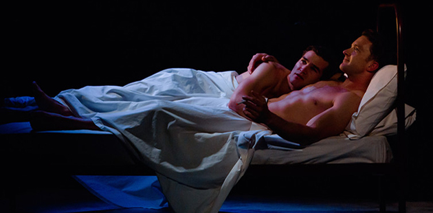 Hayes Theatre Co Only Heaven Knows - photo by Robert Catto