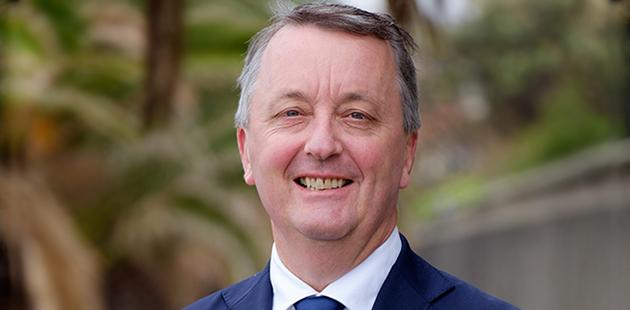 Minister Martin Foley