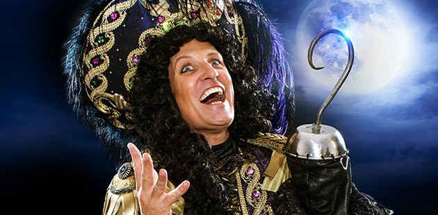 Peter Pan Todd McKenney Captain Hook