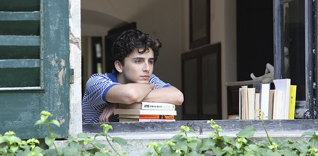 SFF Call Me by Your Name
