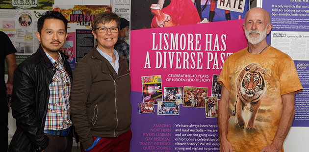 TFHP Lismore Has a Diverse Past - photo by Brad Mustow