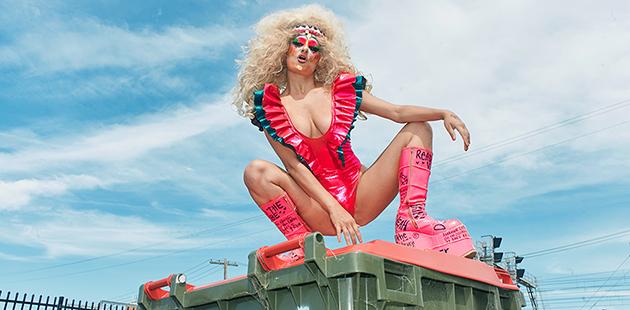 Sydney Fringe Grumble - photo by George Sandman Popov