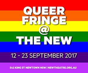 New Theatre Queer Fringe